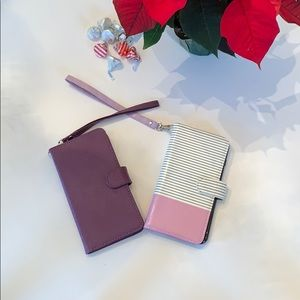 Accessories - TWO. iphone cases for 6plus or 6s iPhones!!!